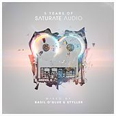5 Years of Saturate Audio - EP by Various Artists