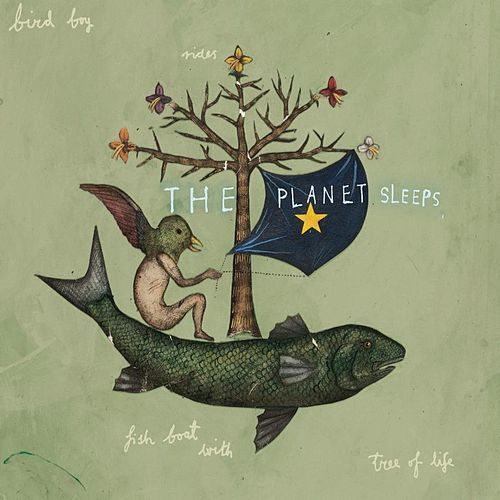 The Planet Sleeps by Various Artists