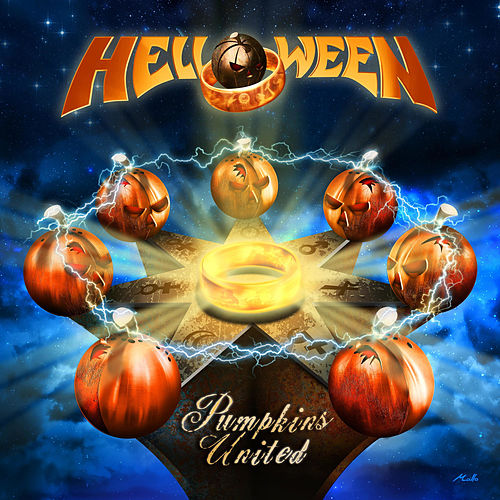 Pumpkins United de Helloween