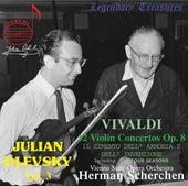 Vivaldi: 12 Violin Concertos by Julian Olevsky