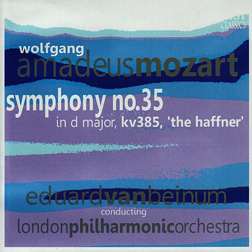 Mozart: Symphony No. 35 by London Philharmonic Orchestra