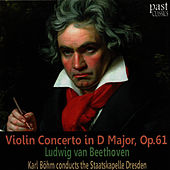 Play & Download Beethoven: Violin Concerto in D Major, Op. 61 by Staatskapelle Dresden | Napster