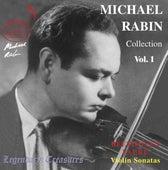 Beethoven: Violin Sonata No. 8 - Fauré: Violin Sonata No. 1 - Paganini: Caprice No. 17 by Michael Rabin