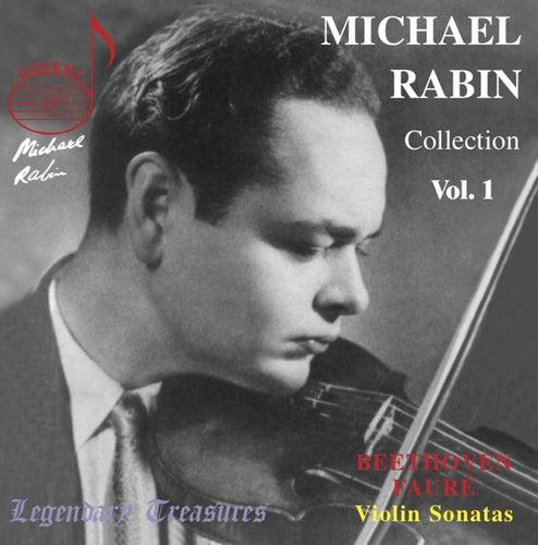Beethoven: Violin Sonata No. 8 - Fauré: Violin Sonata No. 1 - Paganini: Caprice No. 17 de Michael Rabin