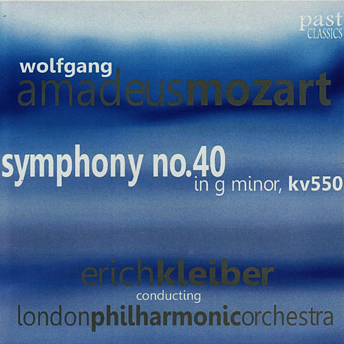 Play & Download Mozart: Symphony No. 40 in G Minor, K. 550 by London Philharmonic Orchestra | Napster
