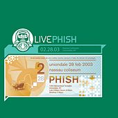 LivePhish 2/28/03 by Phish