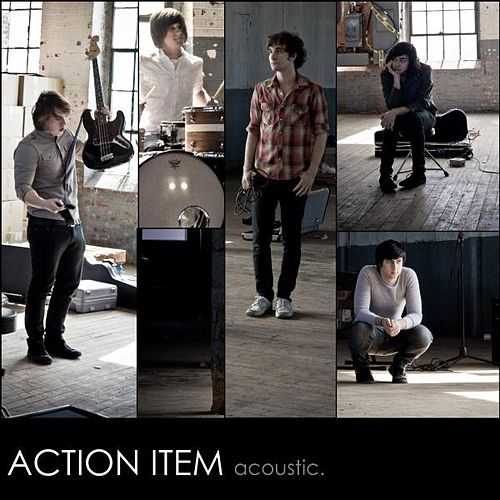 Acoustic by Action Item