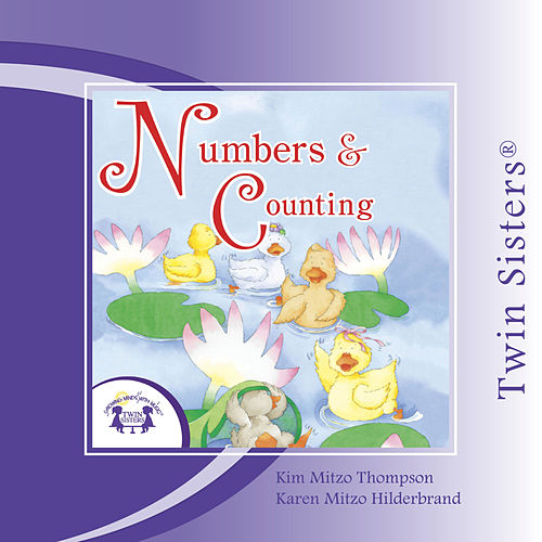 Numbers & Counting by Twin Sisters