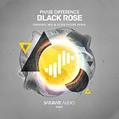 Black Rose by Phase Difference