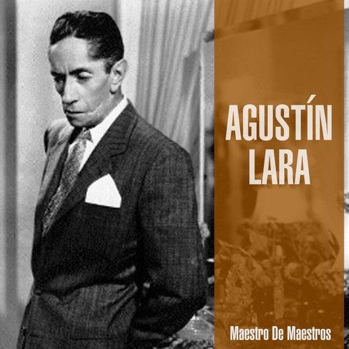 Maestro de Maestros by Agustín Lara