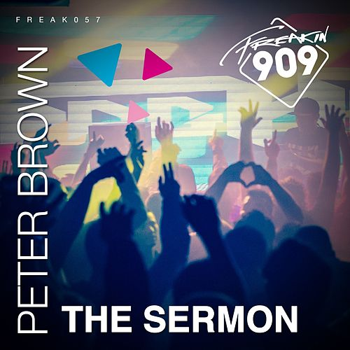 The Sermon by Peter Brown