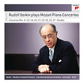 Rudolf Serkin Plays Mozart Piano Concertos by Various Artists