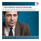 Pierre Boulez Conducts Stravinsky by Pierre Boulez