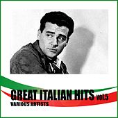 Great Italian Hits Vol. 5 by Various Artists