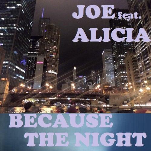 BECAUSE THE NIGHT (Live) by Joe