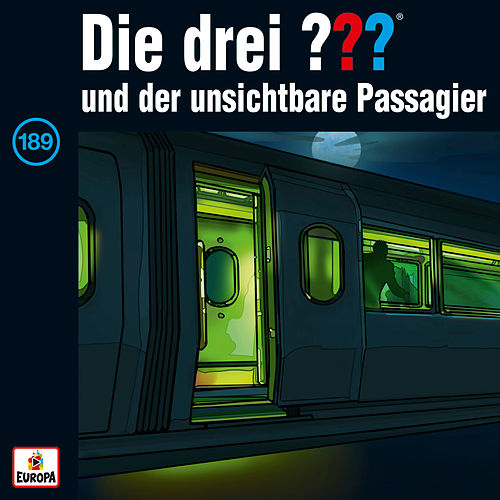 189/und der unsichtbare Passagier von Die drei ???