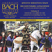 Play & Download Bach: Brandenburg Concertos 4-6 by American Bach Soloists | Napster