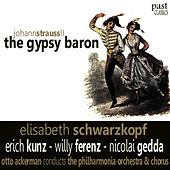 Play & Download Strauss II: The Gypsy Baron by Elisabeth Schwarzkopf | Napster