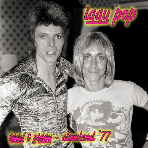 Play & Download Iggy & Ziggy - Cleveland '77 by Iggy Pop | Napster