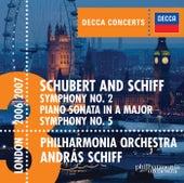 Schubert & Schiff: Schubert: Symphonies Nos.2 & 5 etc by Various Artists