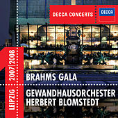 Play & Download A Brahms Gala by Gewandhausorchester Leipzig | Napster