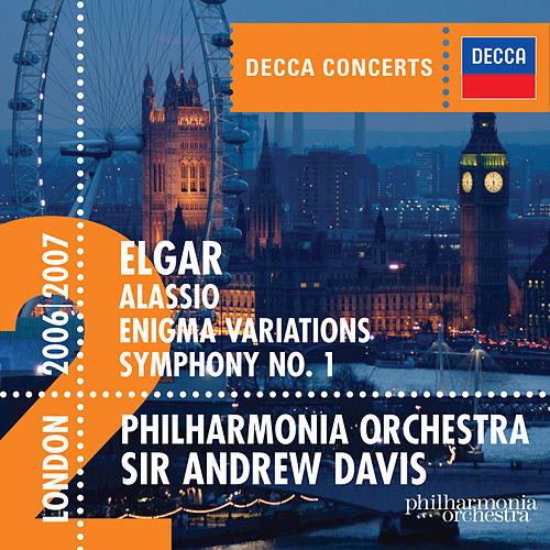 Elgar: Symphony No.1/Enigma Variations by Philharmonia Orchestra