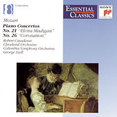 Mozart: Piano Concertos K.467 & 537; Variations K.265 by George Szell