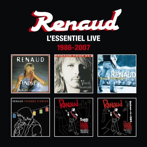 L'essentiel Live de Various Artists