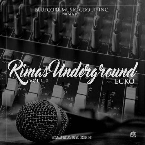 Rimas UnderGround, Vol. 1 de Ecko