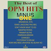 The Best of OPM Hits, Vol. 3 (Minus One) by Various Artists