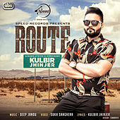 Route by Kulbir Jhinjer