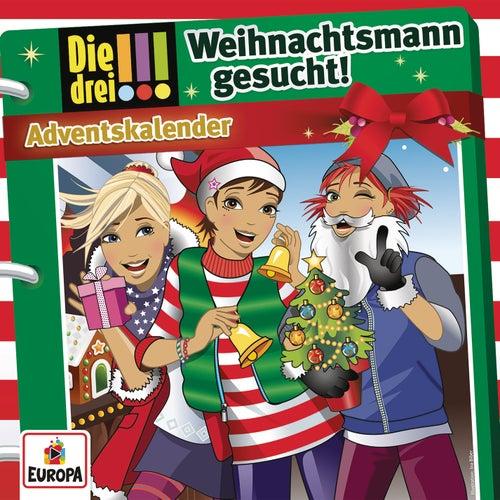 Adventskalender - Weihnachtsmann gesucht von Die Drei !!!