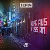 Kopf aus Fuss an by Le Fly