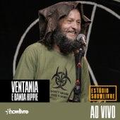 Ventania e Banda Hippie no Estúdio Showlivre (Ao Vivo) de Ventania.records