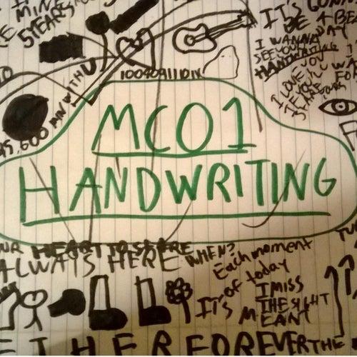Handwriting by MC 01