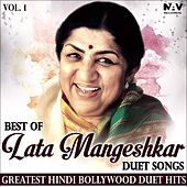 Best of Lata Mangeshkar Duet Songs Greatest Hindi Bollywood Duets Hits, Vol. 1 by Various Artists