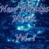 New Pirates Music, Vol. 1 - EP de Various Artists