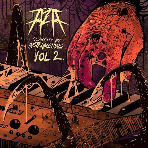 ScarcityBP Instrumentals, Vol. 2 by Aza