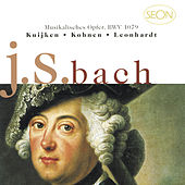 Bach: A Musical Offering, BWV 1079 by Gustav Leonhardt