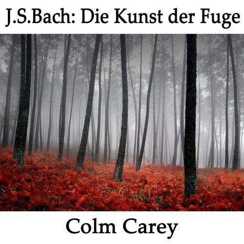 J.S.Bach: Die Kunst der Fuge by Colm Carey