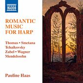 Romantic Music for Harp by Pauline Haas