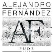 Pude (Live) de Alejandro Fernández
