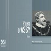 Pierre d'Assy: Airs et mélodies de Pierre d'Assy