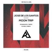 Moon Trip by Jose de los Santos
