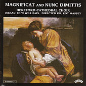Play & Download Magnificat & Nunc Dimittis Vol. 7 by Hereford Cathedral Choir | Napster