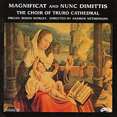 Magnificat & Nunc Dimittis Vol. 10 by Truro Cathedral Choir