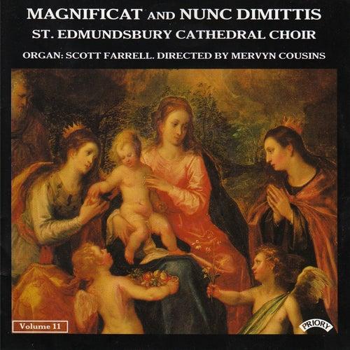 Magnificat & Nunc Dimittis Vol. 11 de St Edmundsbury Cathedral Choir