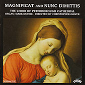 Play & Download Magnificat & Nunc Dimittis Vol. 18 by The Choir of Peterborough Cathedral | Napster