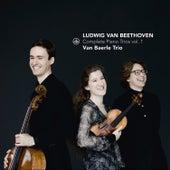 Beethoven: Complete Piano Trios Vol. 1 by Van Baerle Trio