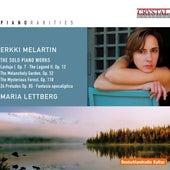 Melartin: The Solo Piano Works by Maria Lettberg